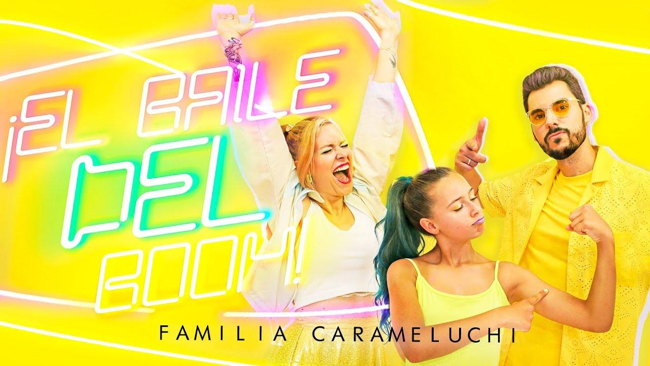 EL BAILE DEL BOOM (Official video) FAMILIA CARAMELUCHI