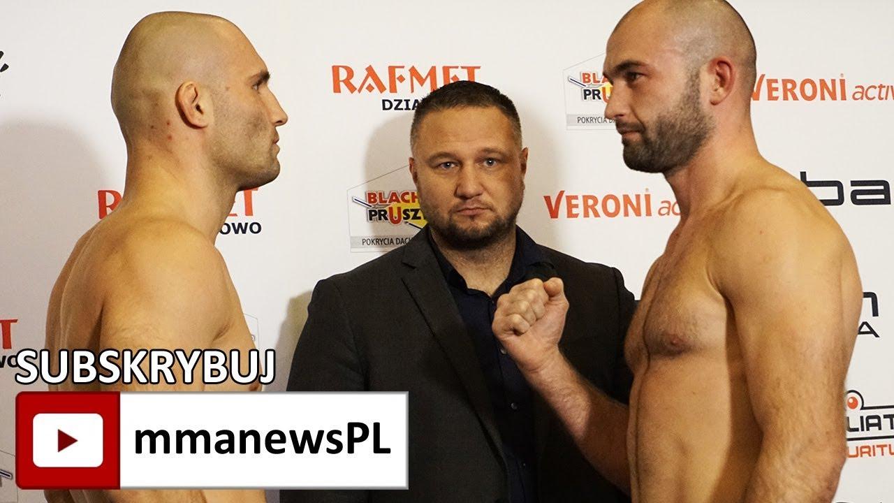 Babilon MMA 2: Rafał Haratyk chętny przejąć miejsce Bieńkowskiego w federacji KSW