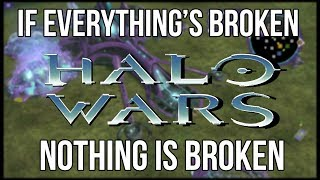 Halo Wars, only this time the Covenant are 'Fairly Balanced'