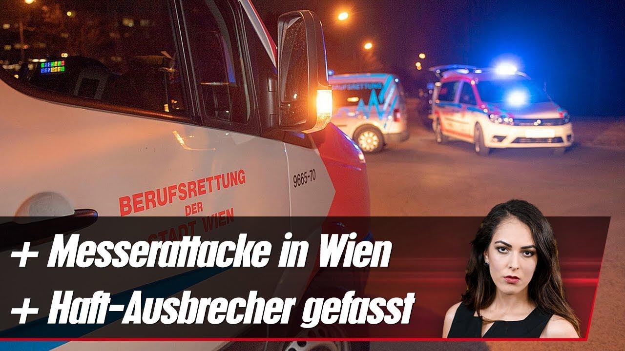 Download Messerangriff in Wien ++ Haft-Ausbrecher gefasst | krone.at NEWS