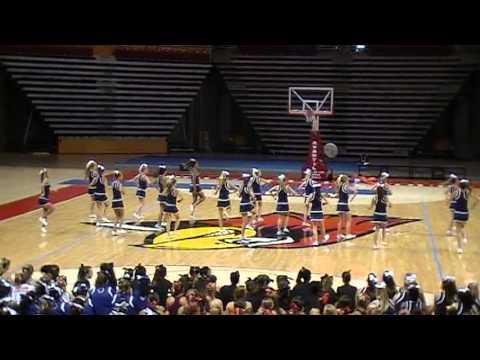 Peoria Notre Dame JV Home Dance