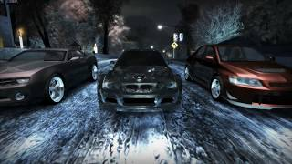 NFS Carbon - Winterhearted 2.0 Mod