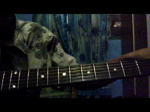 how to play cover guitar Lan E sape Jerry kamit (Cover Guitar tutorial by Jim Muezcy 2016)
