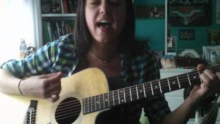 Rise Against -Behind Closed Doors (Acoustic Cover) -Jenn Fiorentino