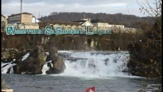 Rhine Falls Europe