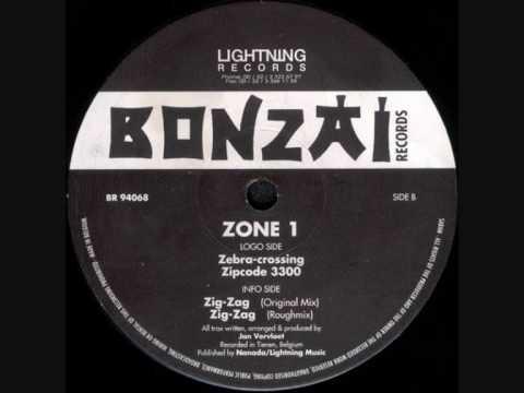 Zone 1 - Zebra-crossing