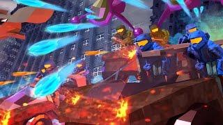 Minecraft | HALO BASE WARS: Last Resort Invasion! (Good vs Evil)