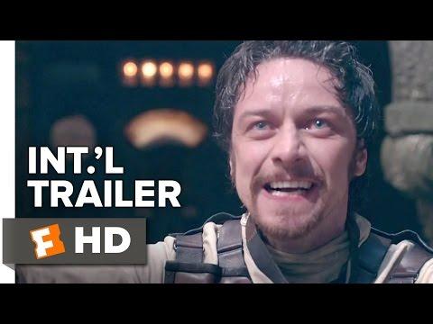 Victor Frankenstein Official International Trailer #1 (2015) - James McAvoy Movie HD