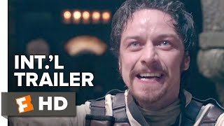 Victor Frankenstein Official International Trailer #1 (2015) - James McAvoy Movie HD