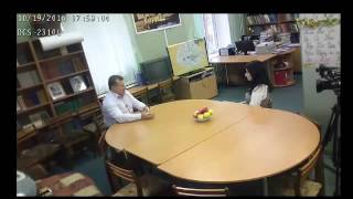Интервью директора МКУК ''ЦБС ГП Малаховка'' Гумена М.И. Люберецкому ТВ.