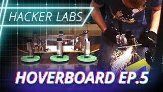 Hacker Labs: Hoverboard Challenge Ep. 5 | Full Sail University
