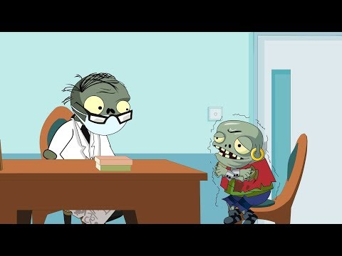 Plants vs. Zombies Animation : Treat the cold