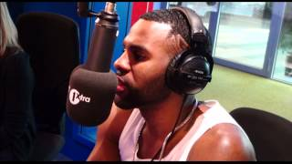 Jason Derulo talks Jordin Sparks and breaking his neck