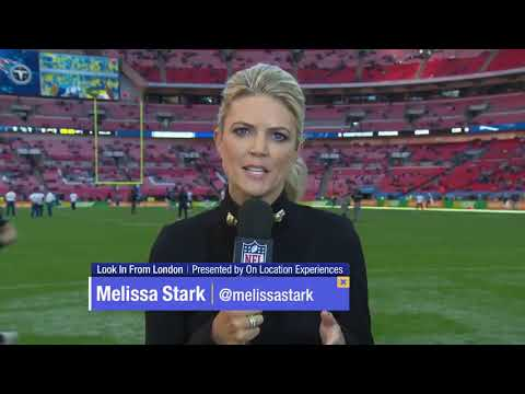 Big D - NFL Sideline Reporter Gets Nailed On LIVE TV