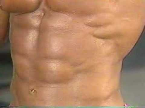 Bodybuilder Dave Liberman Interview and Posing