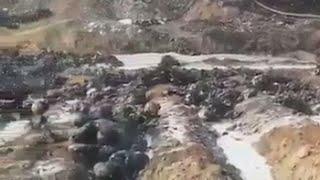 Los muertos por explosión de camión cisterna en Pakistán superan ya los 200