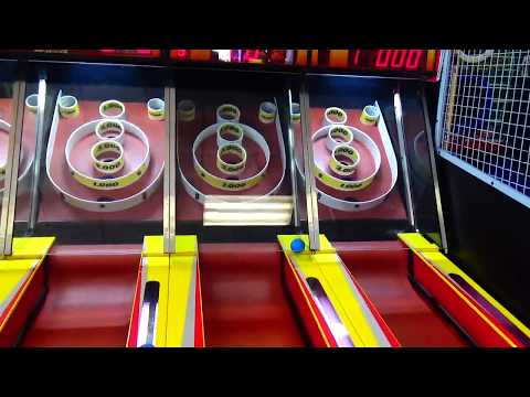 Canada Chuck e Cheese family fun indoor games and activities for kids