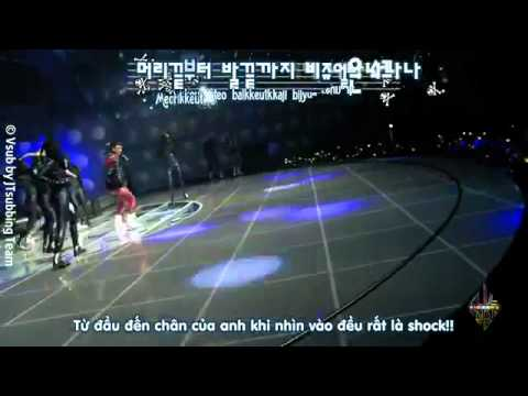 Vietsub+kara FANTASTIC BABY   BIGBANG   YG On Air   YouTube