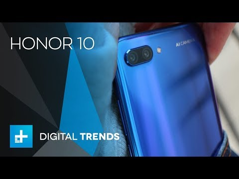 Honor 10 - Hands On Review