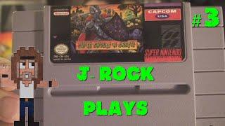JRock Plays Super Ghouls