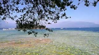 Isola di San Biagio (Isola dei conigli)  Manerba del Garda