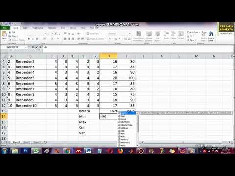 Cara melakukan analisis deskriptif data penelitian pada aplikasi SPSS. Terimakasih telah menonton vi.
