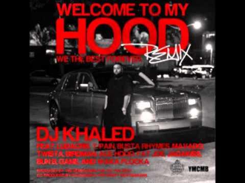 DJ Khaled - Welcome To My Hood (Remix) mp3