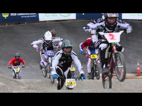 Sunset Coast BMX - Mighty Elevens Invitational 2012