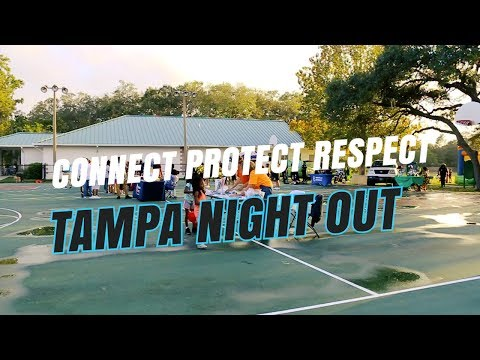 Tampa Night Out TPD