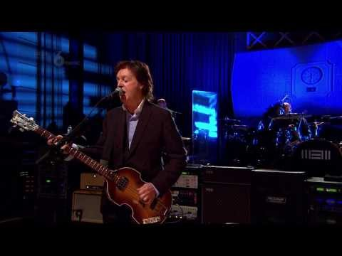 Paul McCartney - Save Us - BBC Radio 6 Music Live