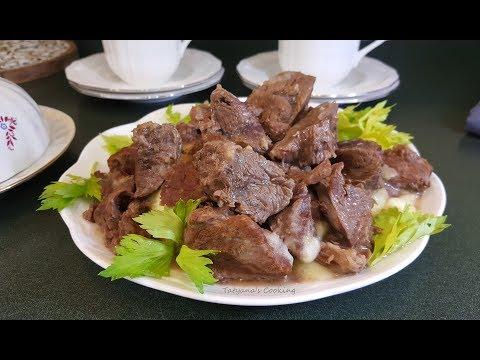 Очень мягкая говядина! Вкусно, это мясо вам точно понравится!