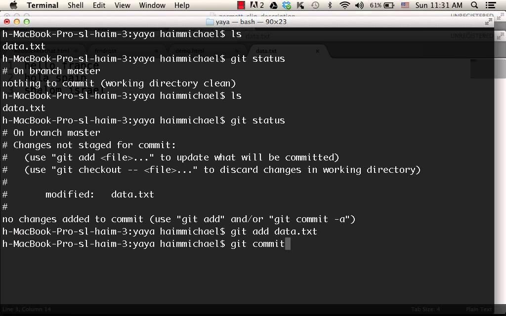 The Git Git Pullamp; The Command Push The Git Push Pullamp; Command MzGSVqUp