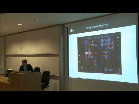 Game Creator Workshop 1 - Ideas and Game Design