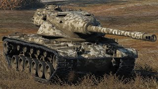 World of Tanks T54E1 - 11 Kills 9,3K Damage
