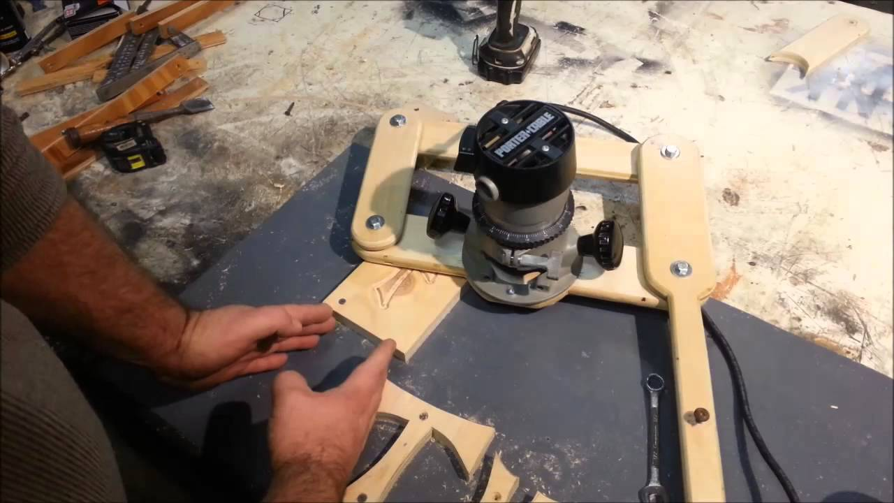 How To Build A Pantograph