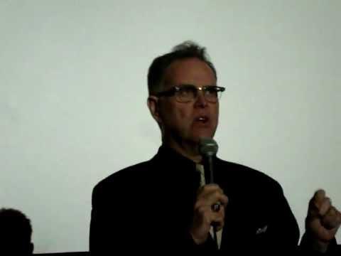 "Eddie Muller introduces ""Laura"" (1944), Noir City, Seattle 2/25/2012"