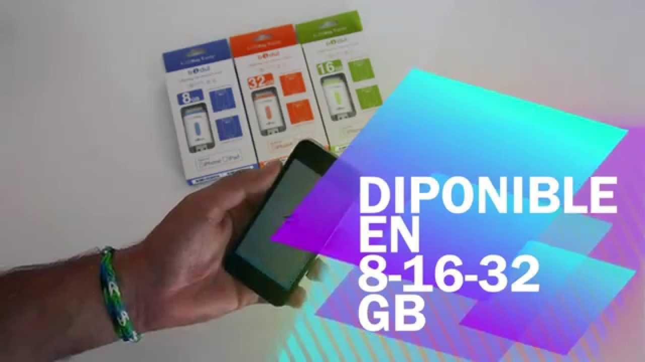 la cl usb pour iphone et ipad 30 pins connector by bidul youtube