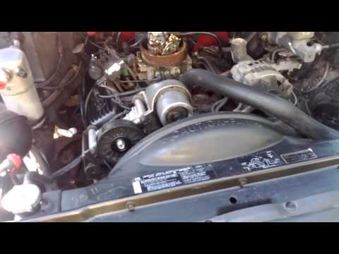 Cleaning TBI - s15 4.3L v6 GMC