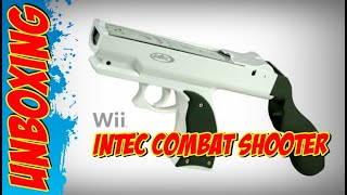 Unboxing Intec Combat Shooter (gadget/pistola para Nintendo Wii)