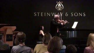 Beethoven Op.23 & 24 Violin Sonatas
