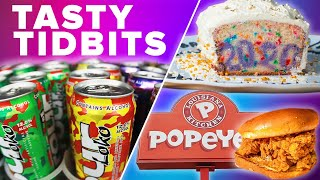 The Top Food Moments Of The 2010s Decade: Popeyes Chicken Sandwich, Hard Seltzers, and More thumbnail