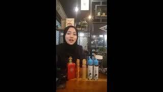 Natalia Ali Review BLVK Unicorn FRZN Mango & FRZN Chee