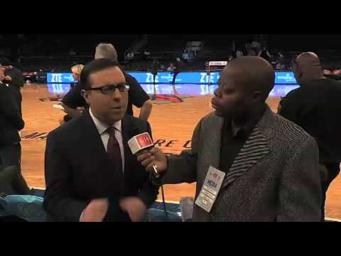 NBA & NFL Announcer Ian Eagle Interview