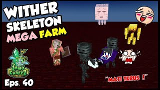 Baixar IMMOCRAFT S2 - SUPER MEGA WITHER SKELETON FARM PART 2 😱 Eps. 39
