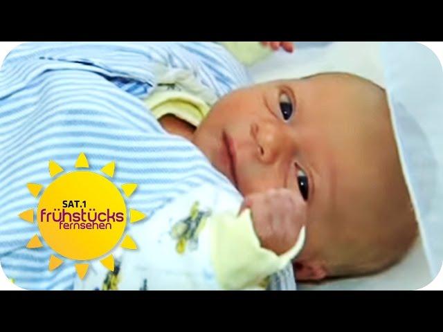 Anakin, Zwanette & Co. - SO nennen MÜTTER ihr BABY | SAT.1 Frühstücksfernsehen | TV