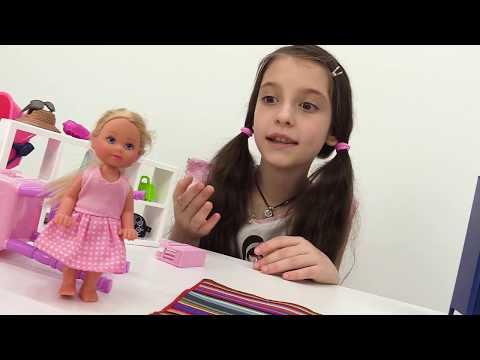 У Штеффи выпал зуб ✨ ЗУБНАЯ ФЕЯ пугает малышку! Куклы и Игры #Барби для Девочек Barbie