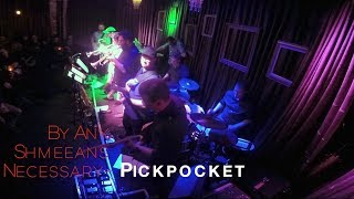 By Any Shmeeans Necessary // Lettuce - Pickpocket Live @ Paris Cat Melbourne