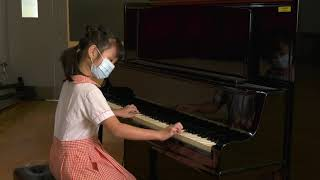 Publication Date: 2021-07-13 | Video Title: 2LD 謝家寶 - 鋼琴獨奏 [才藝舞台2021] - 馬鞍