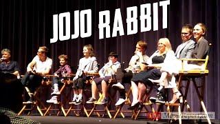 JOJO RABBIT Q&A with Taika Waititi, Scarlett Johansson, Sam Rockwell & cast - October 14, 2019