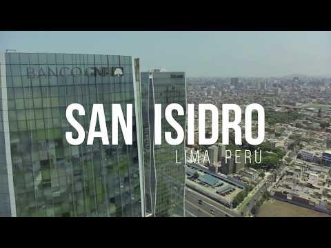 San Isidro   Distritos de Lima 2018